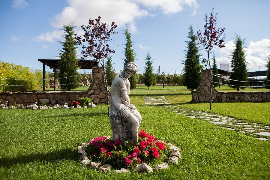 los jardines de utrera fotos espacios con encanto